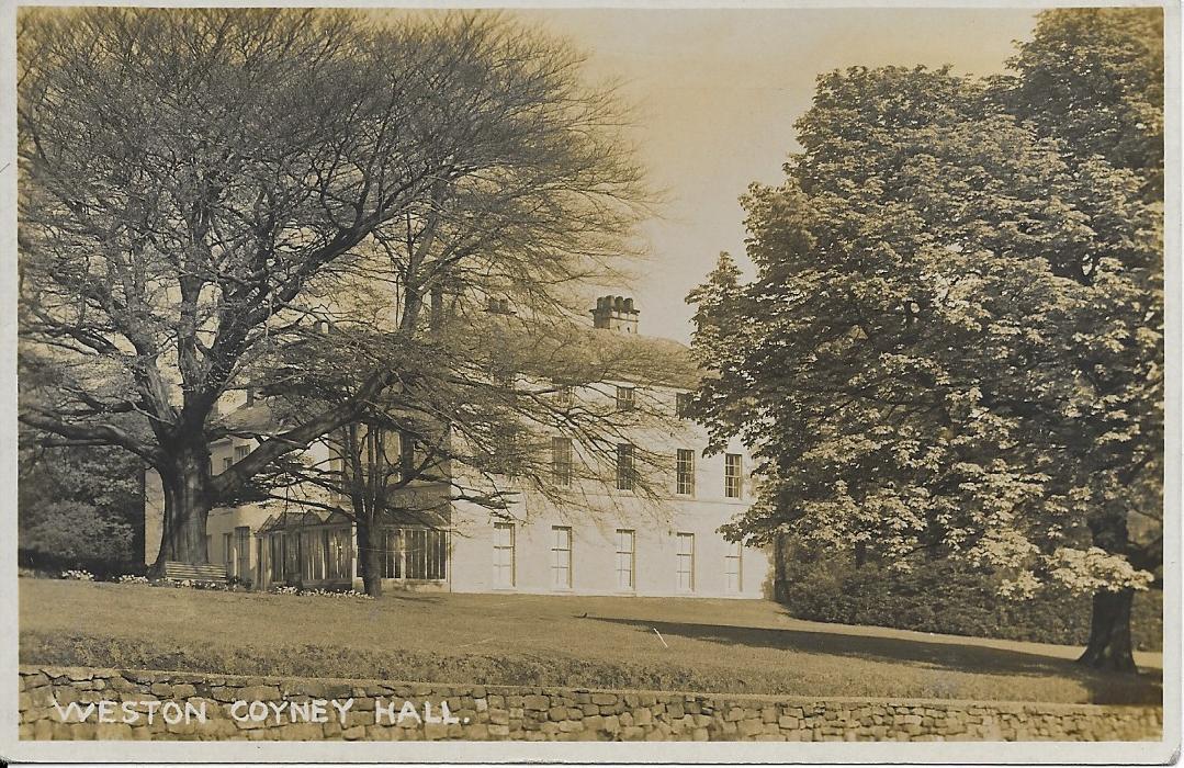5. Weston Coyney Hall : c1900