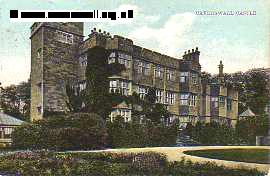 Caverswall Castle 1914