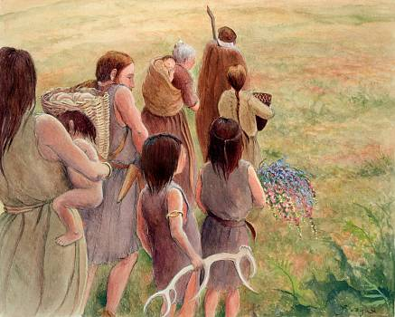 Bronze Age People