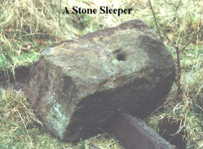 Photo of a stone sleeper