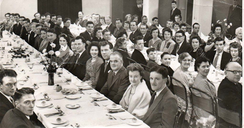 Photo of Annual Dinner 1960s