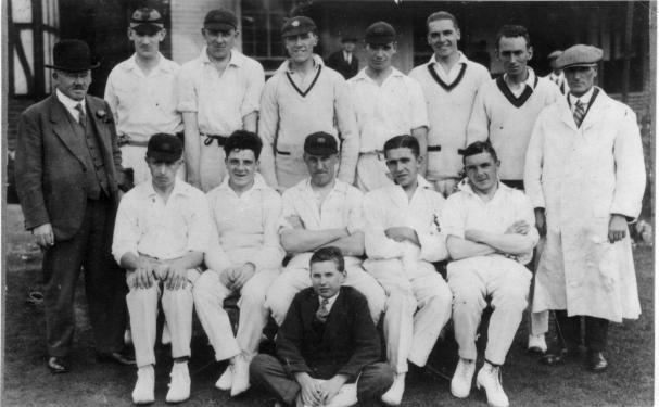 Photo of Cricket Team 1929
