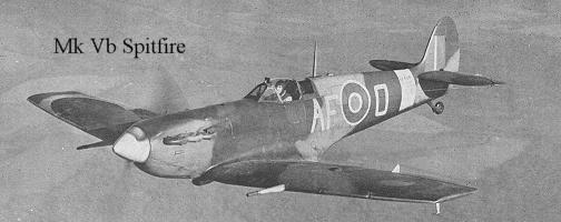 Photo of Mk 5b Spitfire