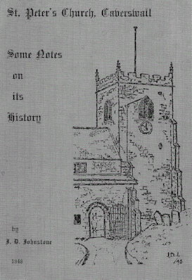 St Peters Church history book cover.let